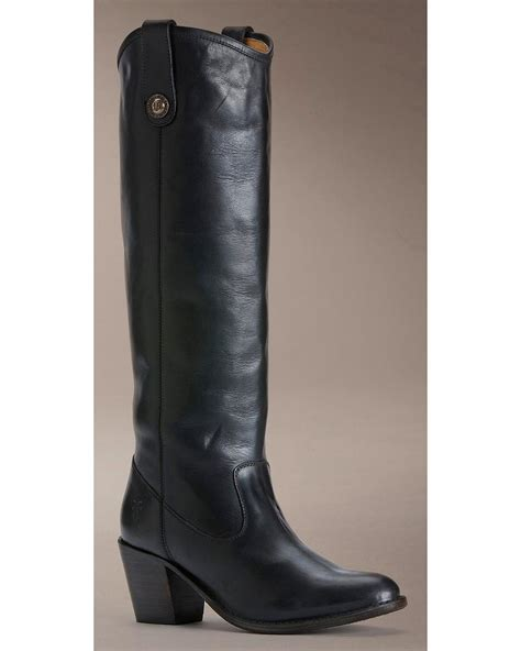 extended calf boots frye s jackie button extended calf boot 76576 cox