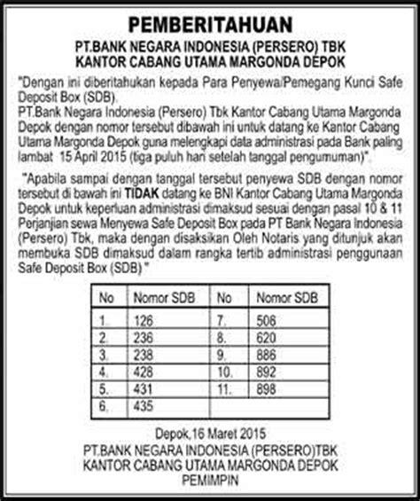 contoh surat pembaca di koran suara merdeka pasang iklan