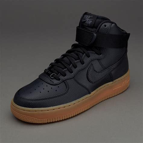 Sepatu One sepatu sneakers nike sportswear womens air 1 hi se black