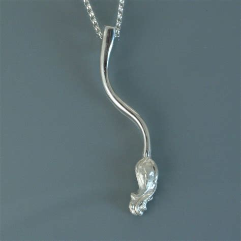 jewelry classes minneapolis huldra pendant sterling silver crown trout jewelers