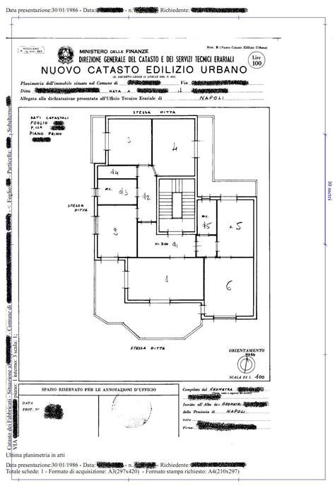 planimetria di un appartamento cosa chiedere prima di comprare casa 2 176 agenzia