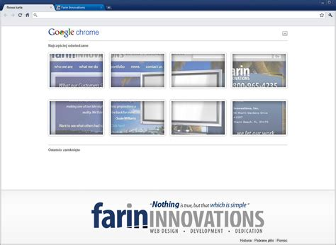 chrome themes not working farininnovations chrome theme by nonlin3 on deviantart