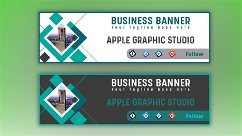 tutorial web banner how to design a web banner for business photoshop