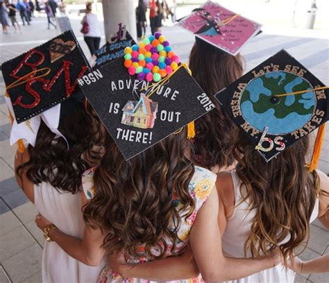 How To Decorate Cap And Gown by Commencement Offers Poignant Tribute Amid Pomp Gcu Today