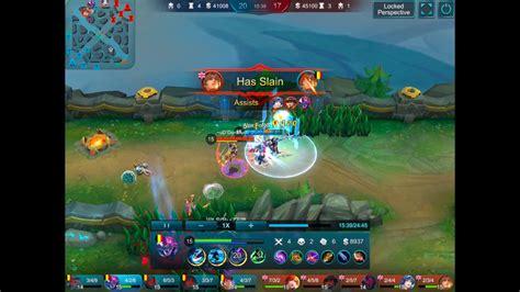 tutorial mobile legend zilong mobile legends saber best gameplay item build guide