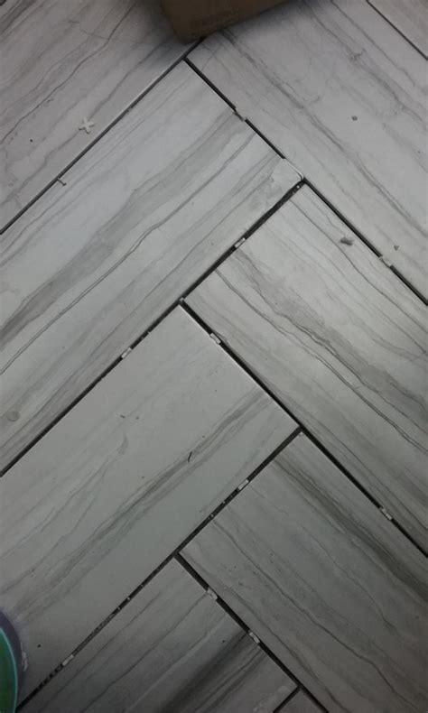 Floor Tiles With Grey Grout by Help Or Light Grey Grout For Floor Tiles