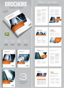 Pages Template Brochure by 20 Best Indesign Brochure Templates For Creative
