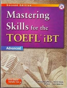 Developing Skills For Toefl Ibt 2nd Edition Intermediate With Audio building developing mastering skills for the toefl ibt 2nd