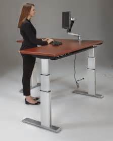 Adjustable Corner Computer Desk Best 25 Adjustable Desk Ideas On Standing