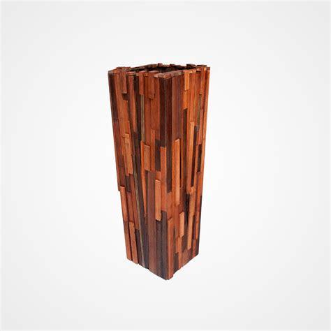 salvaged wood salvaged wood planter rotsen furniture
