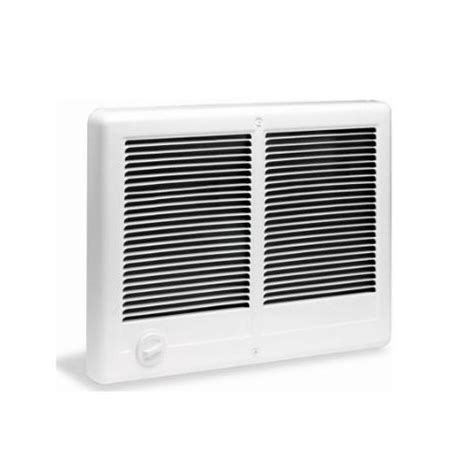 fan forced wall heater cadet manufacturing 67527 240 volt white com pak twin