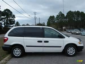 white 2006 dodge caravan se exterior photo 41569915