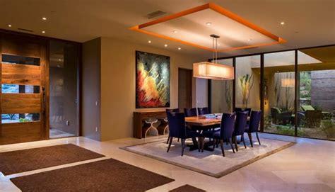 Incroyable Salle A Manger Moderne Pas Cher #1: Faux-plafond-pour-salle-%C3%A0-manger-moderne.jpg