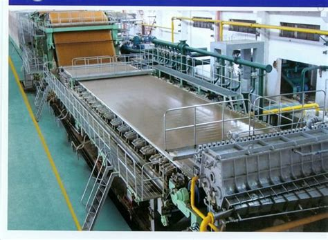How To Make Paper Machine - paper mill machines manufacturer paper mill machinery