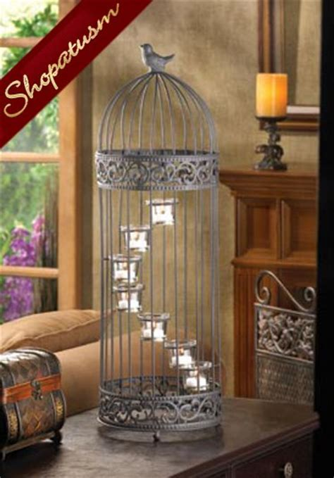 Large Candle Holder Centerpiece Large Birdcage Staircase Candle Holder Stand Centerpiece