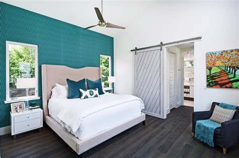 white and teal bedroom photos hgtv