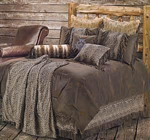western bedding leopard western bedding comforter set