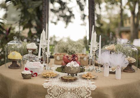 DIY vintage inspired wedding: Liz   Dara   Real Weddings
