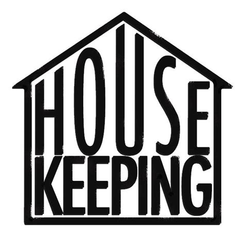 Simple House Design by Housekeeping Storefront Notonthehighstreet Com
