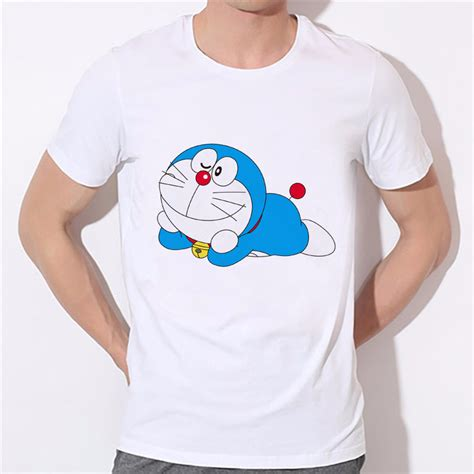 Sgc Tshirt Doraemon japan anime t shirt 2016 new doraemon t shirt summer sleeve doraemon boy t shirts