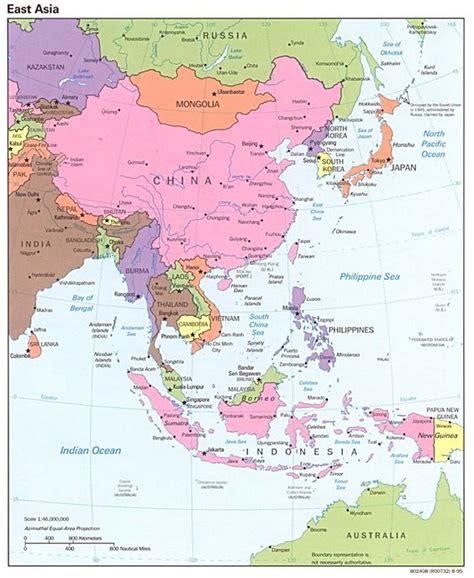 imagenes korea japon map of wast asia china russia mongolia japan south