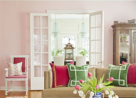 pink living room 9 paint color worth breaking