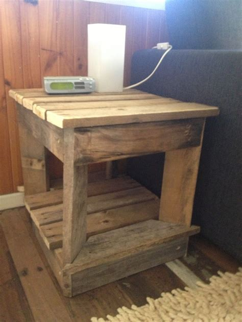 diy bed table diy small wooden bedside tables google search diy