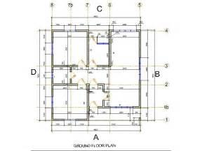 Builders House Plans Concrete Foundation Plans Simple Building Foundation Plan