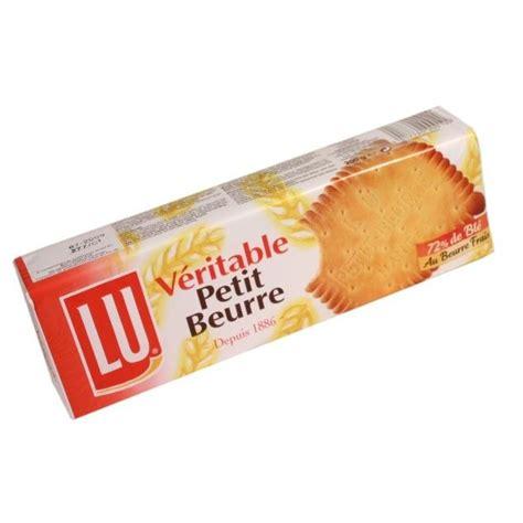 Lu Waterproof 2 X 36 lu v 233 ritables petits beurres 200g achat vente biscuits