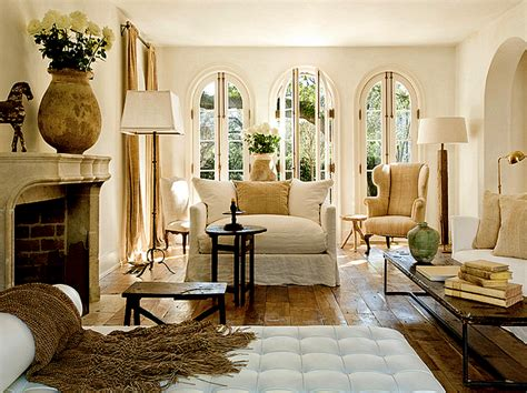 French Living Room Ideas | how to design the french country living room with elegant