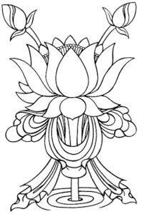 8 símbolos auspiciosos do budismo tibetano