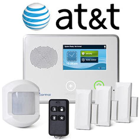 2gig cntrl2 cellular gsm wireless security system for at t