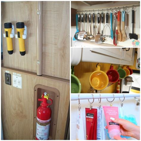 Bathroom Organization Ideas 17 rv living tips to make your road trips awesome