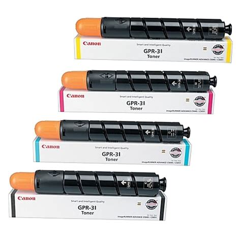 Toner Canon Canon Imagerunner Advance C5035 Color Toner Set Oem