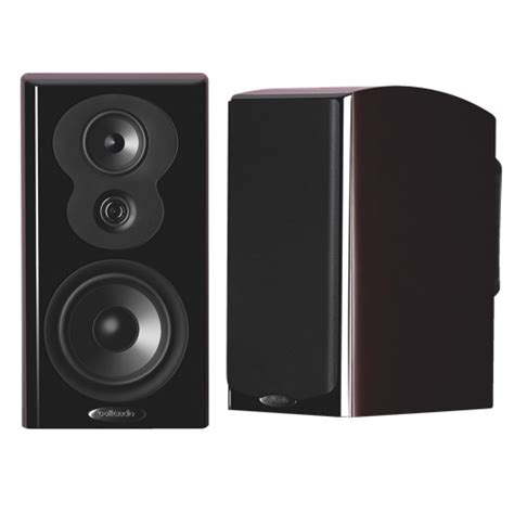 polk audio bookshelf speaker lsim703 black future