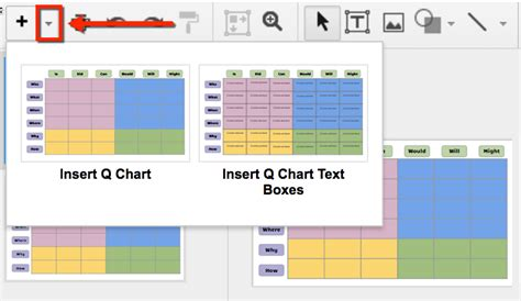 q chart template google slides teacher tech