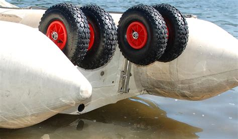 boat launch wheels double launching wheels stainless quick release aquamarine