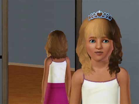 sims 3 princess hair in game screens of the new sims 3 april hairs simsvip