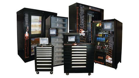 Tool Crib Vending Machine by Cribmaster Automates Single Item Dispensing With The