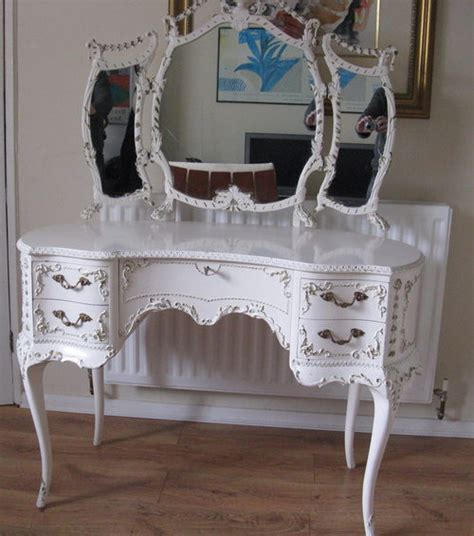 Vintage Bedroom Vanity Furniture Antiques Atlas Louis Dressing Table
