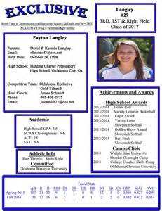 Softball Player Profile Template by Fastpitch Softball Player Profile Pictures To Pin On