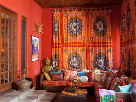 Moroccan Style Curtains Who S Your Style Peek Inside Homes To Find Out Hgtv