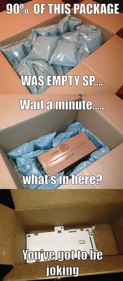 meme box how empty is your box this season packsize 174
