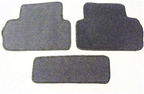 Rsx Type S Floor Mats by Vms 02 06 Acura Rsx Type S Dc5 Logo Custom Fit Gray Grey Floor Mats Carpets Set Ebay