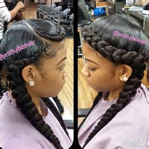 black hairstyles for miami 66 best images about ghana braids on pinterest