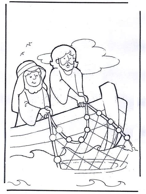 coloring pages jesus fish disciples fishers of coloring pages coloring home