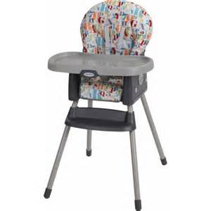 graco simpleswitch 2 in 1 highchair and booster signal
