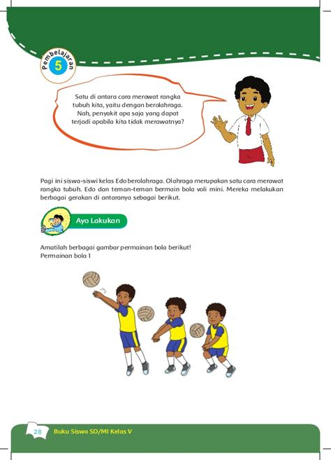 Buku Sd Tematik Kls 3 Tema 4 5 6 buku siswa kls 5 tema 4