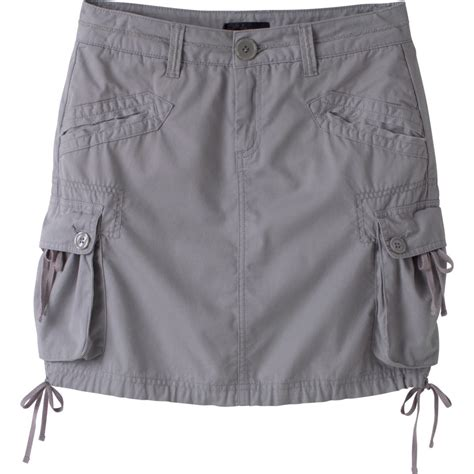 prana ellia cargo skirt s backcountry