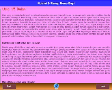 Gurita Ibu 6 Tali tips merawat bayi android apps on play